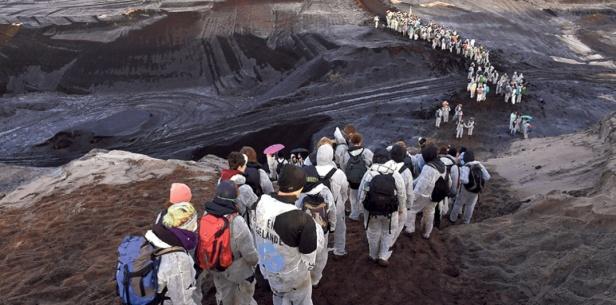 coalmine invasion